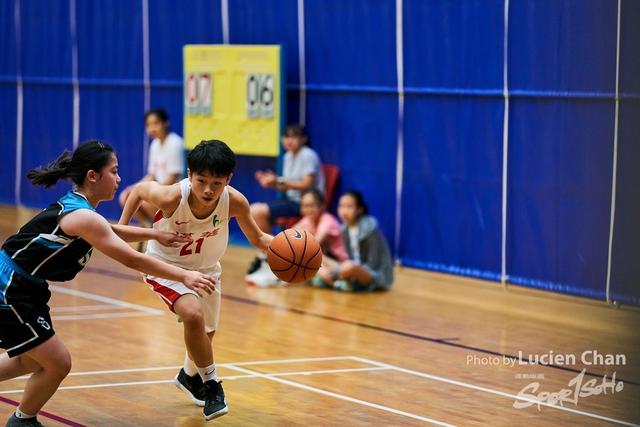 2019-11-02 Interschool basketball D1 girls A grade 0110