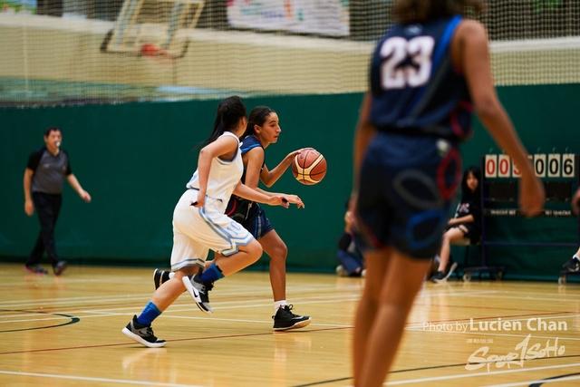 2019-11-05 Interschool basketball girls A grade 0091