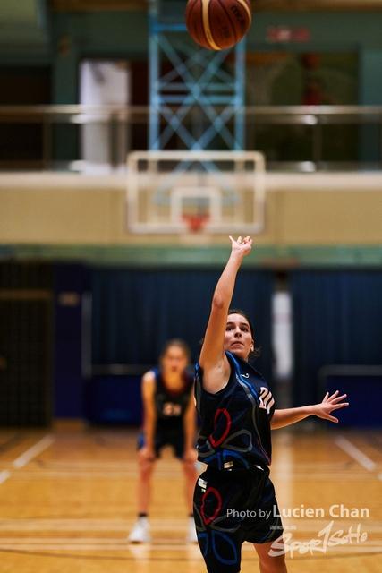 2019-11-05 Interschool basketball girls A grade 0100