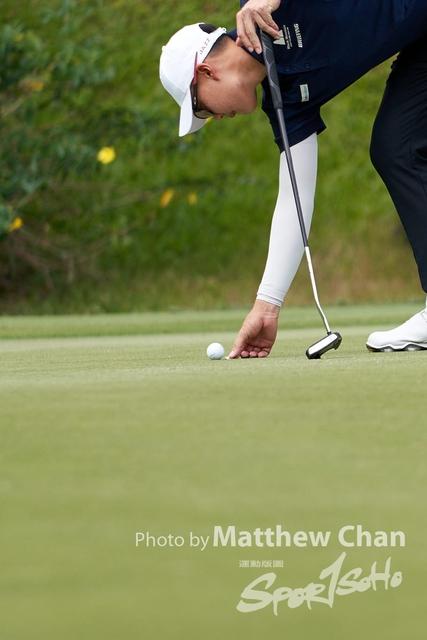 2020-1-10 香港高爾夫球公開賽 2