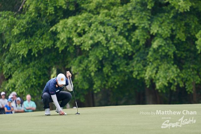2020-1-10 香港高爾夫球公開賽 12