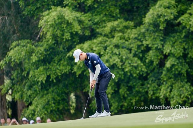 2020-1-10 香港高爾夫球公開賽 13
