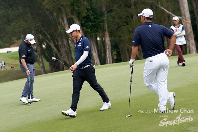 2020-1-10 香港高爾夫球公開賽 14