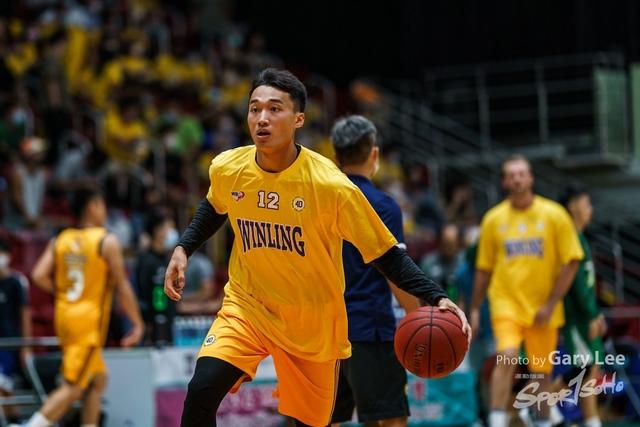 香港銀牌籃球賽 0096