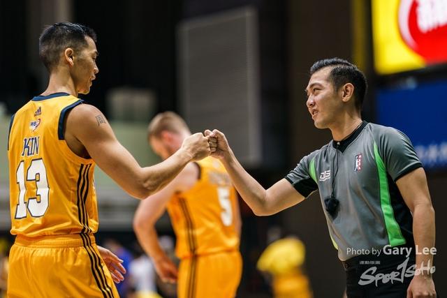 香港銀牌籃球賽 0104