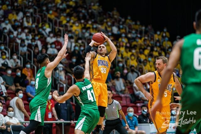 香港銀牌籃球賽 0112